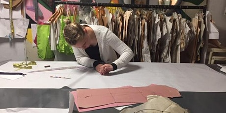 One to One Sewing or Pattern Drafting Classes - Temple bar tickets
