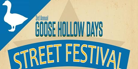 Goose Hollow Days tickets
