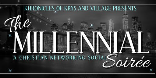 THE MILLENNIAL SOIREE-VENDORS