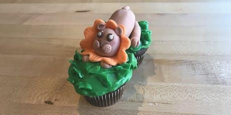 Cupcake Decorating & Kids Lunch at Aslan Restaurant tickets