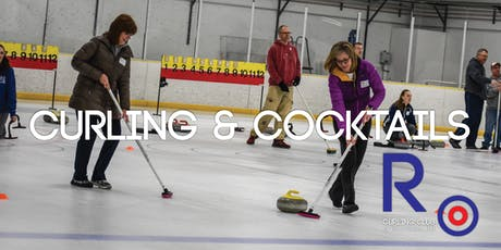 Curling & Cocktails | October 2019 tickets