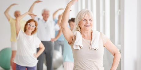 Alzheimer's Disease: Healthy Living for Your Brain and Body tickets