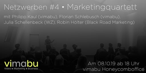vimabu Netzwerben #4 Marketingquartett