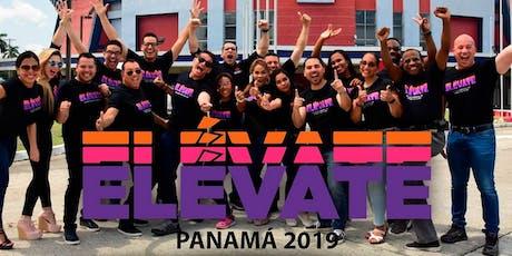ELEVATE Panamá 2.019 un evento UNICO entradas