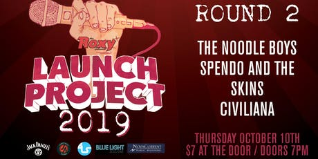 Launch Project Round 2 tickets
