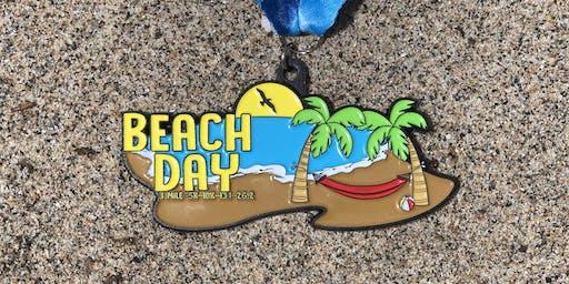 The Beach Day 1 Mile, 5K, 10K, 13.1, 26.2 -Pierre