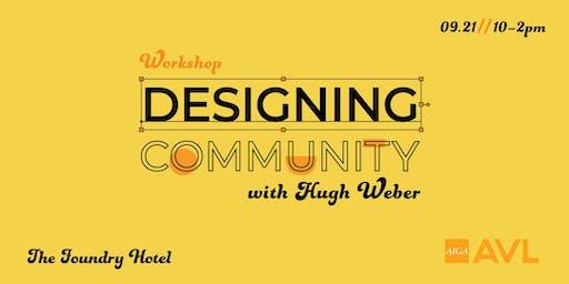 AIGA Asheville: Designing Community