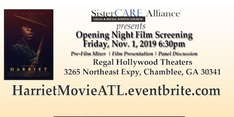 Harriet The Movie Film Screening  - ATL hosted by SisterCARE Alliance tickets
