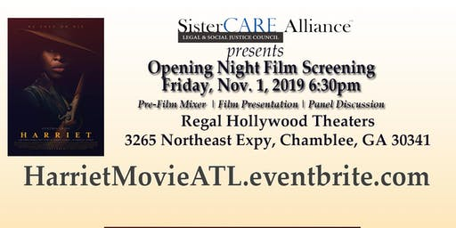 Harriet The Movie Film Screening  - ATL hosted by SisterCARE Alliance