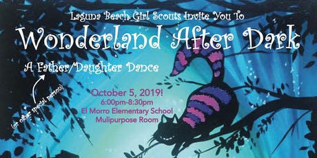 Wonderland After Dark Father Daughter Dance tickets