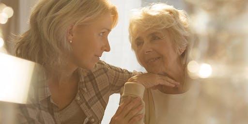 Alzheimer's Disease: Effective Communication Strategies