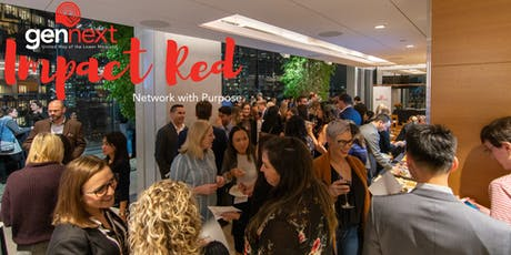 Impact Red: Network with Purpose tickets