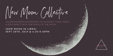 New Moon Collective {Libra} tickets