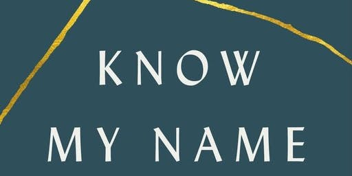 Know My Name book club