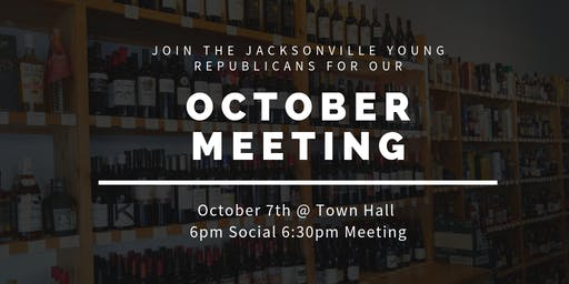 JYR October Meeting: Council President Scott Wilson!