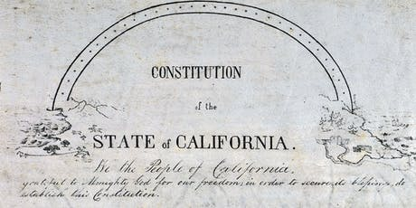 Constitution Day at California Museum tickets