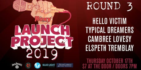 Launch Project Round 3 tickets