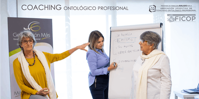 En NORDELTA: Formación en COACHING c/Certificación Profesional