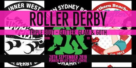 ROLLER DERBY - WESTERN SYDNEY ROLLERS - Round 3 tickets