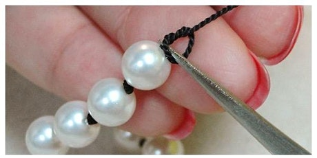 Pearl Jewellery Making Class with  tea treats -  Temple Bar tickets