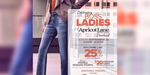 Celebrating Boss Ladies