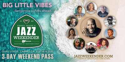Sandy Shore's Jazz Weekender :  3-Day Weekender Passes