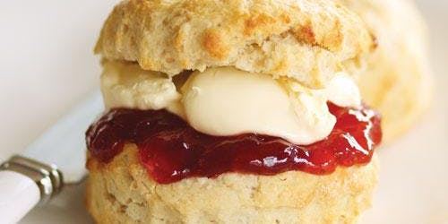 Food Science - Make Butter, Jam and Scones