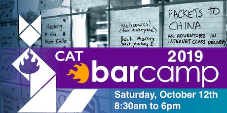 CAT Barcamp 2019 tickets