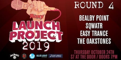 Launch Project Round 4 tickets