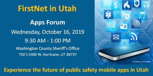 FirstNet in Utah Apps Forum