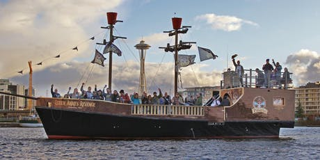Halloween Pirate Party Cruise tickets