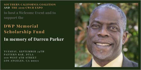 2019 CWCB Expo Welcoming Event & Fundraiser Honoring Darren Parker tickets
