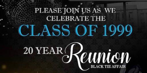 "Compton High 20th Class Reunion ""99"""