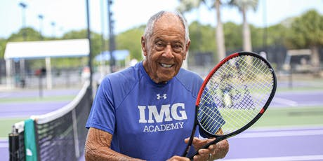 Tennis Coaching Workshop with Nick Bollettieri tickets