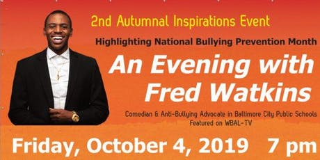An Evening with Fred Watkins tickets