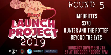 Launch Project Round 5 tickets