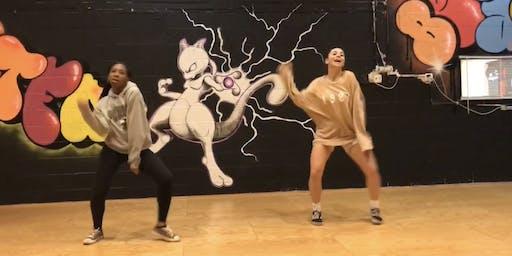 Adult Urban Choreography