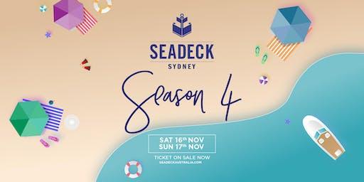 Seadeck Season 4 - Sat 16 Nov
