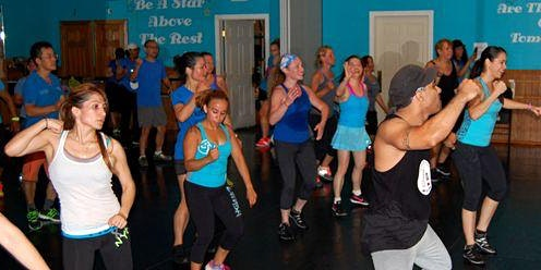 (Zumba) Dance Fitness