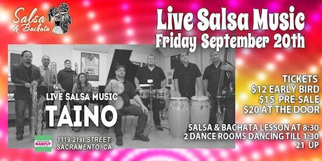 Live Salsa Band at Barfly tickets