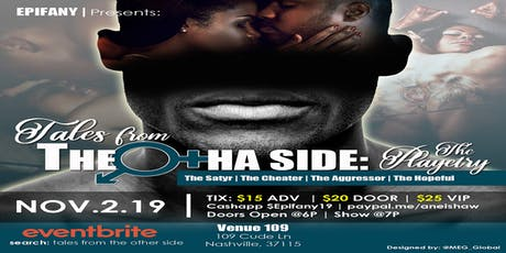 TALES from the OTHA SIDE-THE PLAYETRY tickets