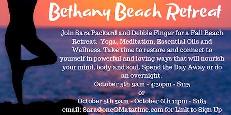 Bethany Beach Retreat - Day Ticket tickets