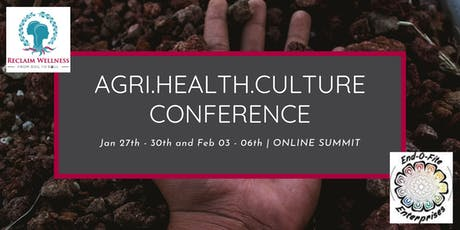 The Agri.Health.Culture Conference tickets