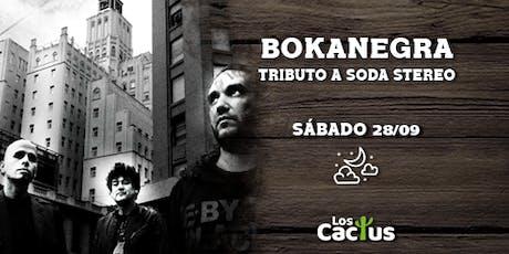 Soda Stereo por Bokanegra  entradas