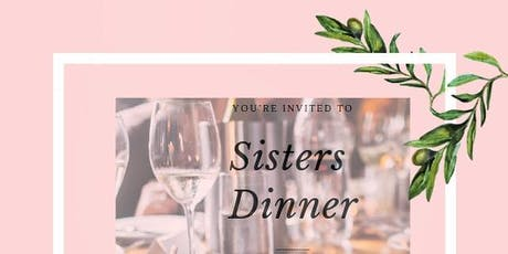 Sisters Dinner tickets