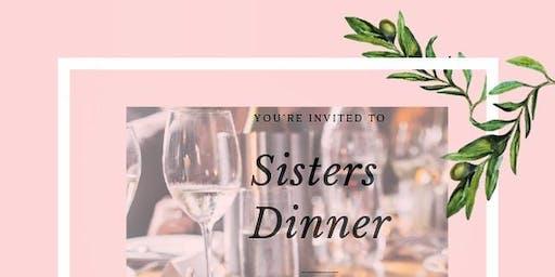 Sisters Dinner