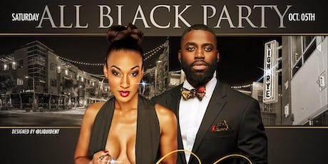 Desert Breeze All Black Party  tickets