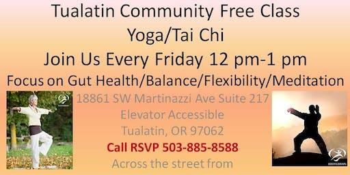 Tualatin Community Free Class