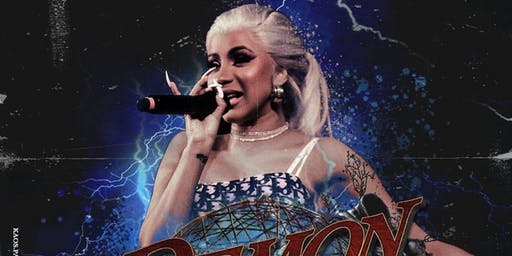 CARDI B @ KAOS NIGHTCLUB @ PALMS THURSDAY OCTOBER 31ST HALLOWEEN PARTY