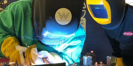 Women Who Weld® Intro to GMAW/MIG Welding Workshop tickets